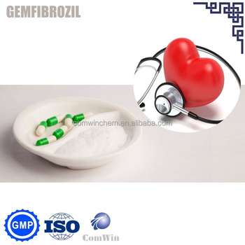 Gemfibrozil Pharmaceutical 25812-30-0 Anti-hyperlipidemia