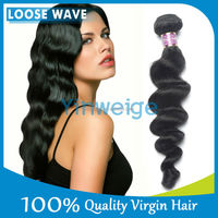 Young Lady Dyeable Soft And Smooth Tangle Free Mocha Brazilian Natural Wave Virgin Hair