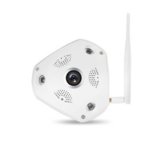Sigmawit Fisheye Lens 960P 1.3MP 360 Degree CCTV IP Security VR camera