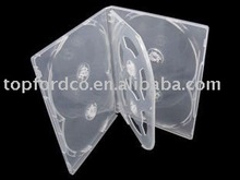 14mm 6disc super clear dvd box