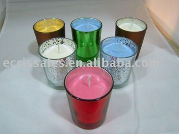 ali express 100% soy wax candle