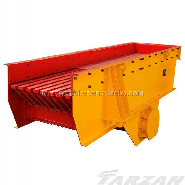 Widely used electromagnetic vibrating feeder for South Asia
