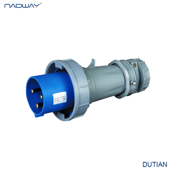 IEC/CE Industrial Plug IP67