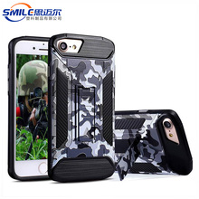 For iphone X case with stand,for iphone mobile stand case,kick stand case for iphone 6