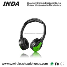 high quality stereo bluetooth headphone with microphone