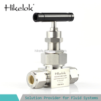 High Pressure Instrument Gas Swagelok Needle