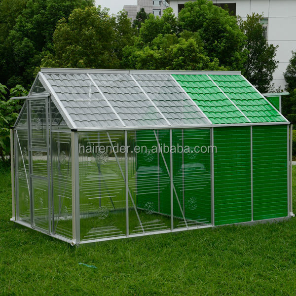 movable garden houses