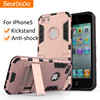 High Quality Design Anti shock kickstandbulk phone cases for iphone se