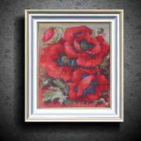 Hot Romantic DIY Diamond Mosaic Pictures For Living Room Flowers Rainbow Rose Red HandMade Diamond Paintings Cross Stitch Kits