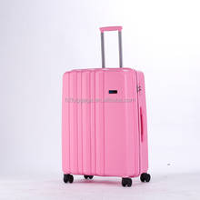 2017 travel luggage with trolley hard case luggage