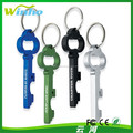 Winho Aluminum Key Shaped Bottle Opener Keychain