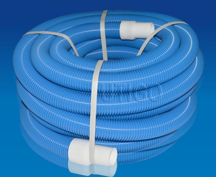 Piscina manguera de aspiraci n flexible tubos de pl stico for Manguera para piscina