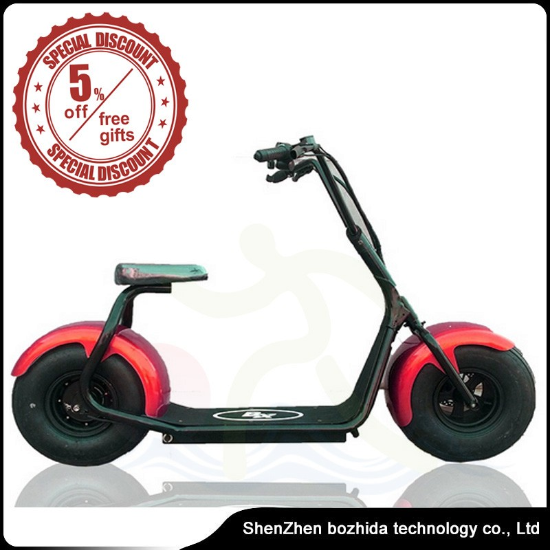 Factory Price Harley 1000W city scooter electric motorcycle two wheel motor scooter or electric mobility scooter