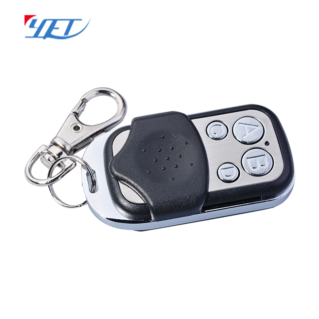 Shenzhen Yaoertai YET026 wireless rf duplicate remote control switch 434mhz for gate opener