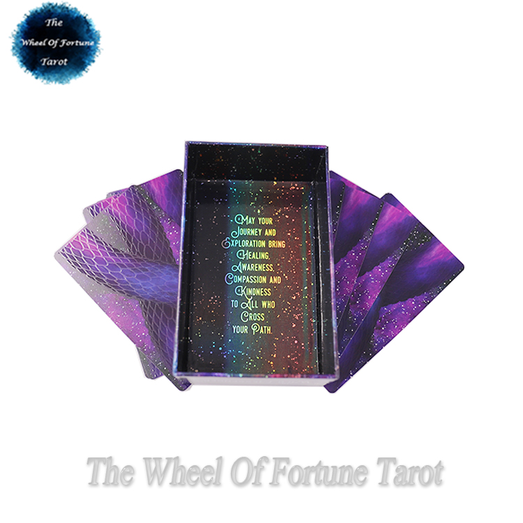 Custom Printing Tarot Cards Decks Oracle Card Decks