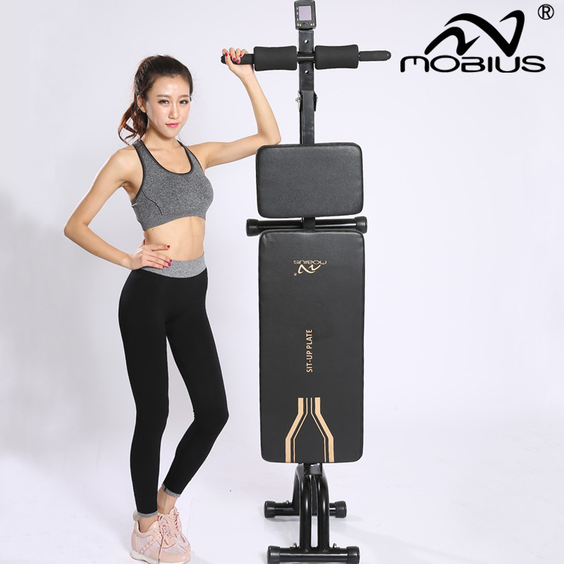 New sit-up bench adjustable exercise  bench gym equipment bench wholesale folding adjustable