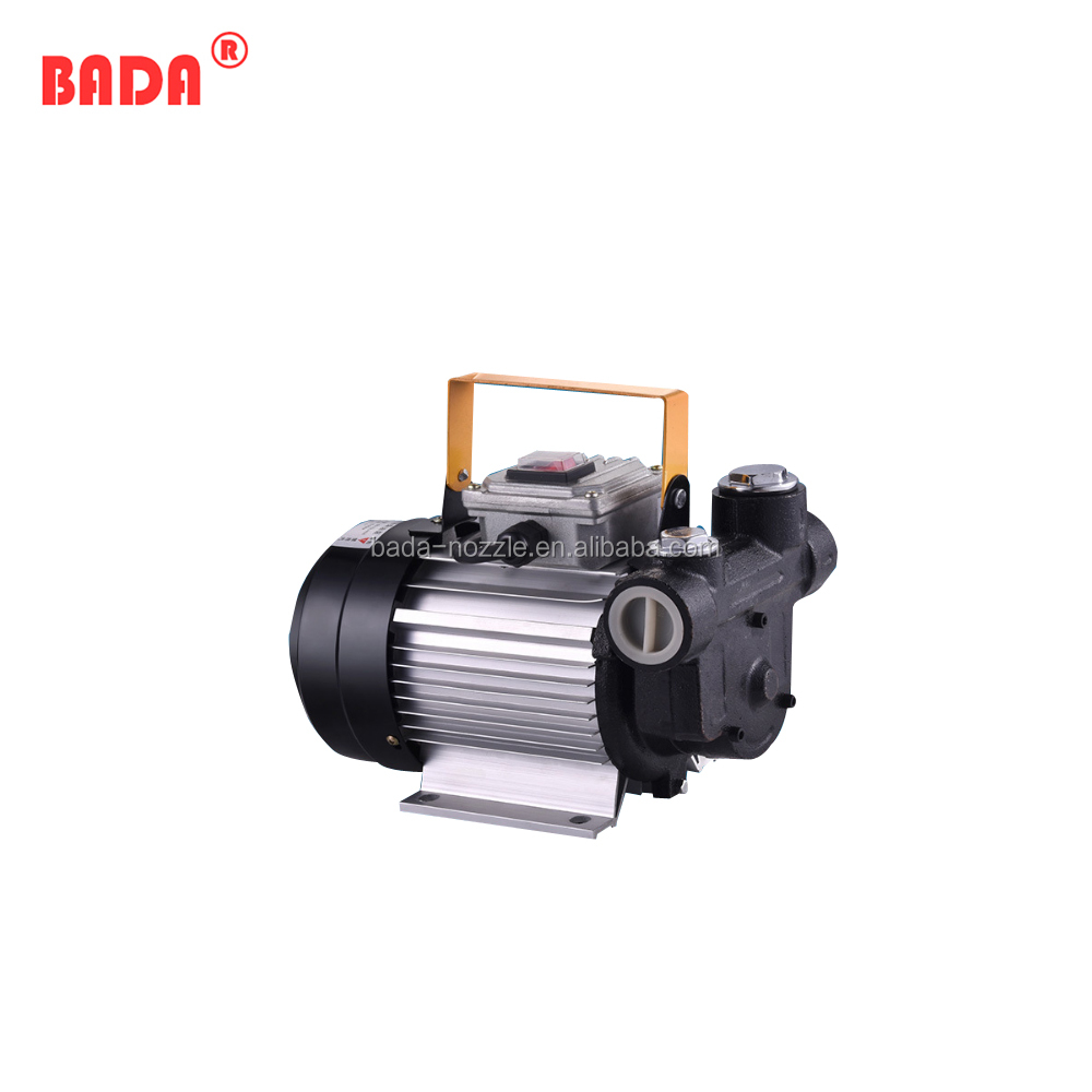 AC 220v diesel oil pump portable electric fuel transfer pump