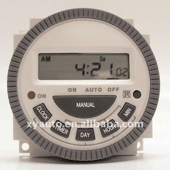 TM-619 Digital Frontier Timer Switch