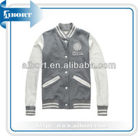 varsity baseball letterman college cotton jacket