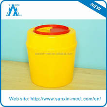 Sharp container medical safety box