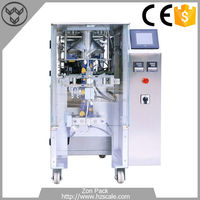 Excellent Automatic Heat-Sealing Flat Pouch Packing Machine