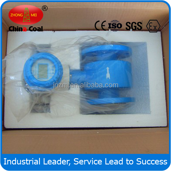 digital electromagnetic waste water flow meter