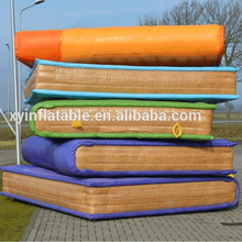 2017 New products inflatable book,log inflatable for promotion