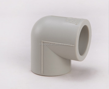 High Quality PPR 90 Degree Elbow Fitting 45 degree plumbing Pipe Fittings