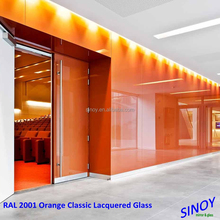 HOT! China hot selling back painted glass