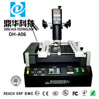 DH-A06 Univeral BGA rework station/economical quick BGA rework system