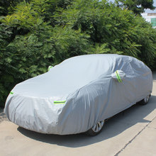 Weatherproof Protection Outdoor Car Cover