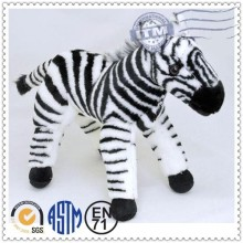Lovely promotional custom zebra stuffed animals