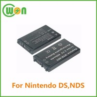 NTR-003 3.7V 900mAh li-ion rechargeable replacement battery for Nintendo NDS DS NTR-001, game battery