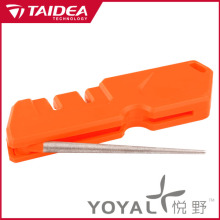 YOYAL Multi-Functional Serrated Pocket Knife SharpenerT1055TDC
