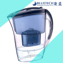 Factory supply directly! Best quality cheapest Water filter jar with manual counter