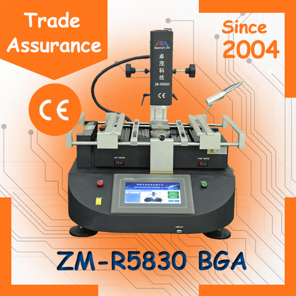 Original Factory Price ! ZhuoMao ZM 5830 ZM-R5830 BGA Rework Station for CPU GPU BGA Replacement