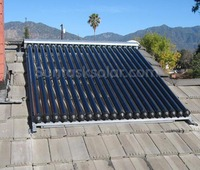 Evacuated Tube Split Pressurized Solar Hot Water System (SFCY500L)