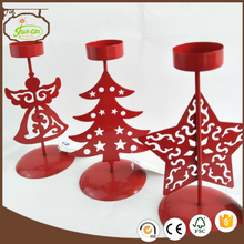 metal candle holder stand xmas decor tealight holder for christmas