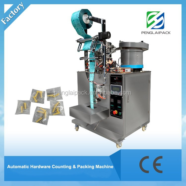 CE Approved Candy Counting and Packing Machine