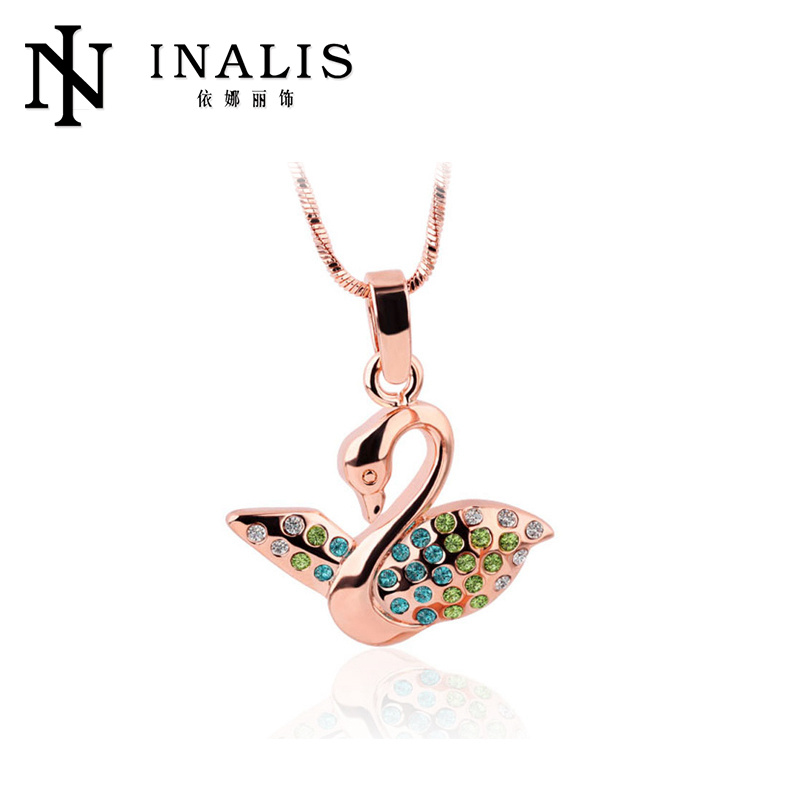 Elegant lovely Swan bijoux and accessories N236