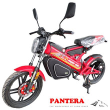 PT-E001 Cheap High Quality Street Legal Europe Patent Folding Electric 48V20Ah Motorcycle