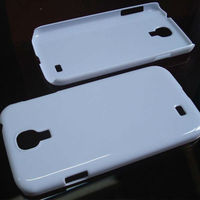 white OEM pc hard case for Samsung Galaxy S4 i9500