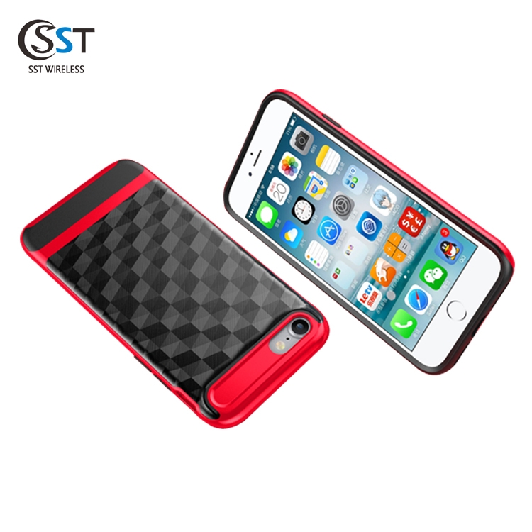 Alibaba newest fashional tpu pc cell phone case for iphone 8 cover ,for iphone 7case ,for iphone 7 case mobile phone