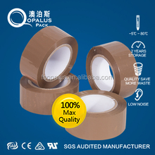 high quality great adhesion density bopp film from china factory