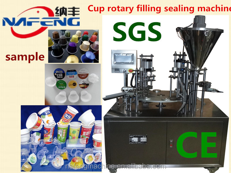 china supplier necta coffee filling machines for sale
