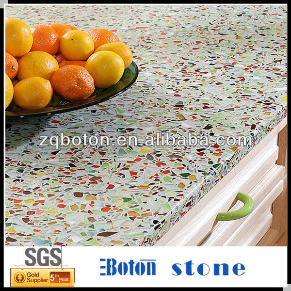 Competitive price sparkling design artificial quartz stone widely use in countertop bathroom floor kitchen units