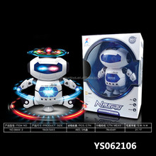 Battery Operated Dancing Robot.Electric Toys For Kids
