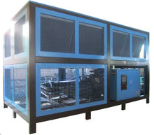 air cooling type industrial refrigeration chiller system