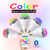 wireless wifi bluetooth mesh 4.0 tunable color temperature changing rgbw smart led light bulb