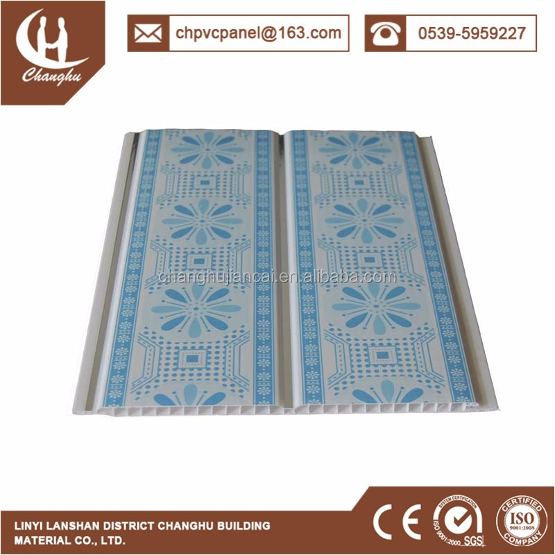 Lamination Groove interior decorative materials For PAKISTAN